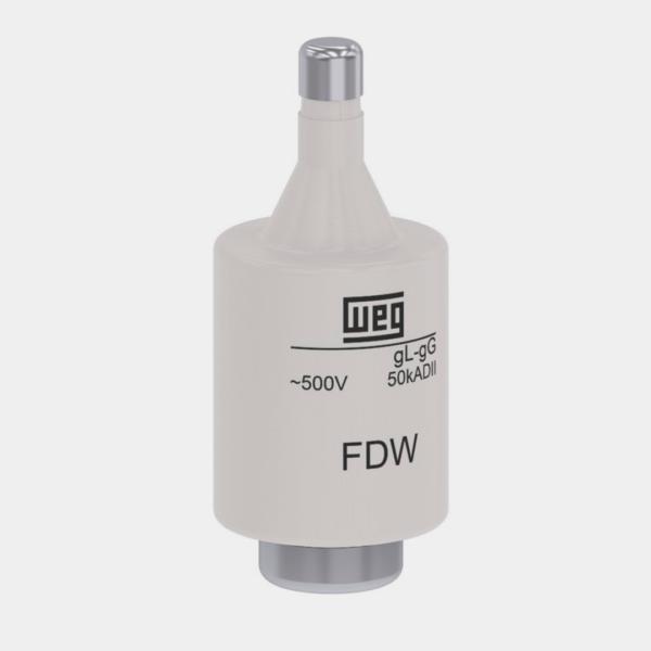 weg FUSÍVEL D gLgG FDW–16S